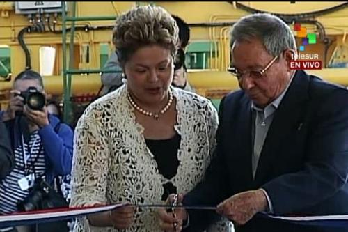 Dilma e Raul