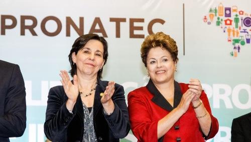 Teresa e Dilma