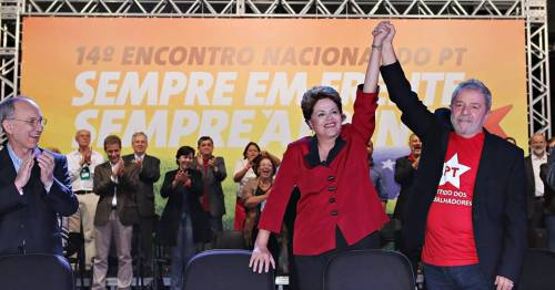 Dilma PT