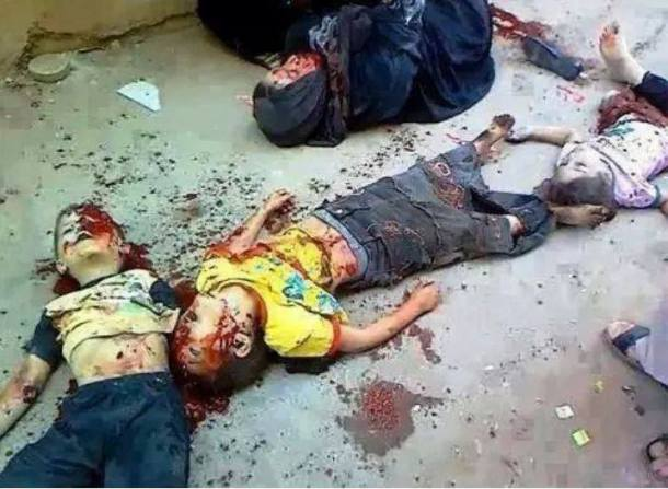É contra o assassinato de crianças e civis que o Brasil e o Mundo se posicionam