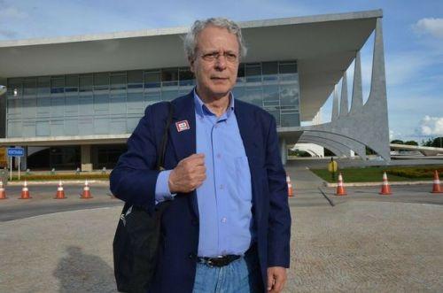 Frei Betto após encontro com Dilma