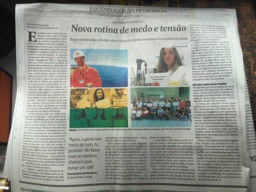 Petrobras Michelle