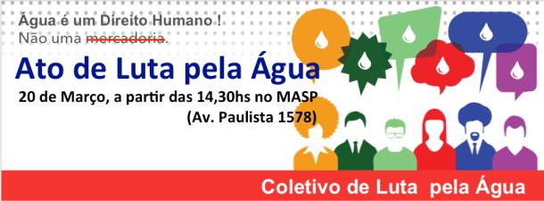 Agua São Paulo