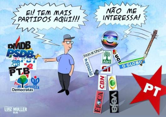 Mídia PT Joaquim Barbosa
