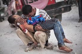 Entre as vítimas da guerra terrorista contra o povo Sírio, que o Governo Frances também apóia, mais de 20 mil são crianças