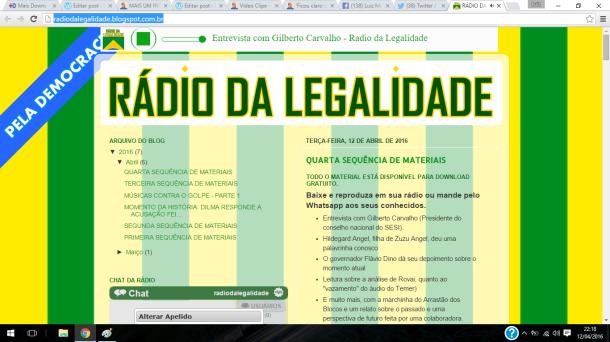 Rádio Legalidade