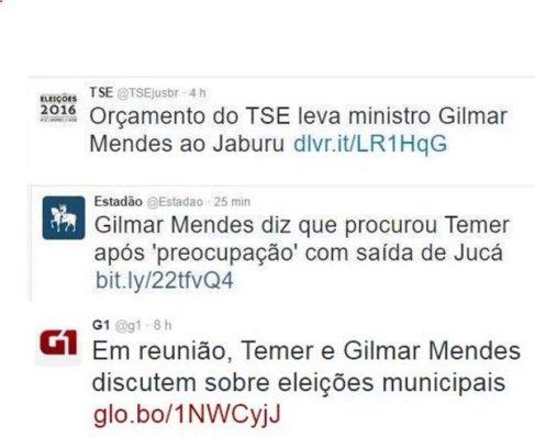 Temer Gilmar