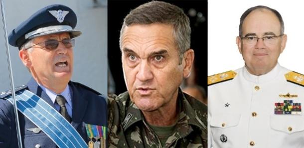 comandantes-das-forças-armadas
