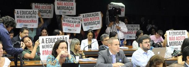 Fonte: http://www.brasil247.com/pt/247/brasilia247/235315/Escola-Sem-partido-quer-tomar-conta-da-Comiss%C3%A3o-de-Educa%C3%A7%C3%A3o.htm