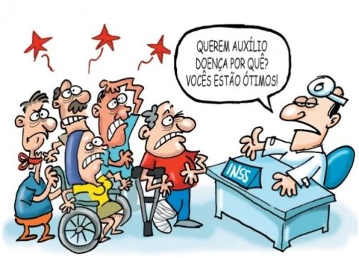Resultado de imagem para aposentadoria por invalidez