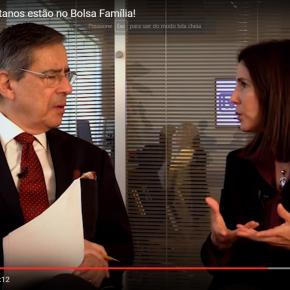 Filha de Temer diz por que manter os Programas Sociais que o pai Michel quer destruir(Vídeo)
