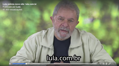 Lula site