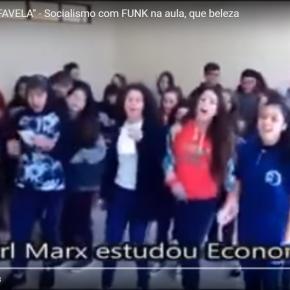 Vídeo: Quando Marx é baile de favela a escola sem partidopira