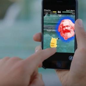 Uma análise marxista do Pokemon Go: temos queresistir