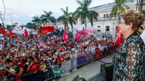 Belem - PA, 30/06/2016. Presidenta Dilma Rousseff durante ato O Pará Lutando pela Democracia. Foto: Roberto Stuckert Filho/PR