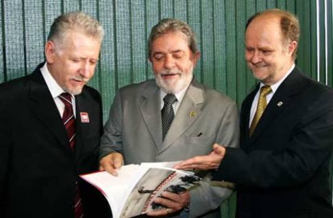 Selvino e Lula