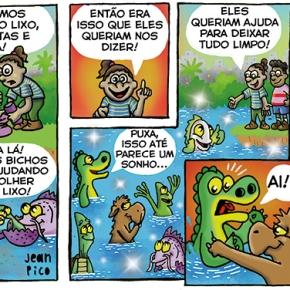Revista da Turma do Guaíba faz sucesso nasescolas