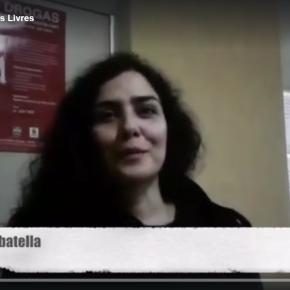 Letícia Sabatella fala sobre a onda do mal que se abate sobre o país e a resistência aofascismo