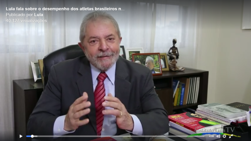 Lula olímpico 2