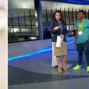 Na Globo, heróis olímpicos atribuem sucesso a programa deLula