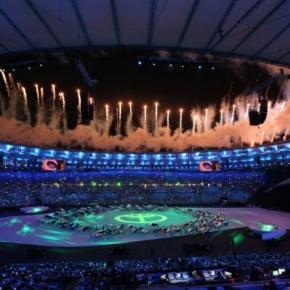 Um sonho olímpico (Por Benedito TadeuCésar)
