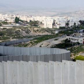 Palestina:O muro do apartheid de Israel pode ser visto do espaço mas não noGoogle