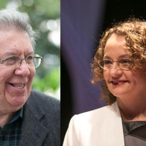 Luciana Genro e Raul Pont lideram nova pesquisa em PortoAlegre