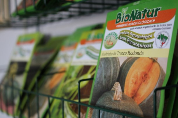 A Rede Bionatur, fundada em 1997 a partir de iniciativa de 12 famílias, produz 55 variedades de sementes agroecológicas nos estados do Rio Grande do Sul e Minas Gerais. (Foto: Divulgação)