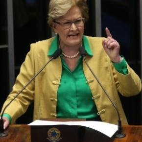 MST ocupa fazenda improdutiva ligada à senadora Ana Amélia emFormosa