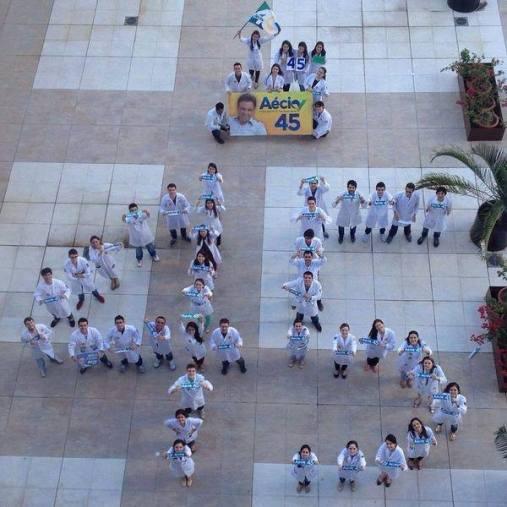 Médicos quadrilha PSDB
