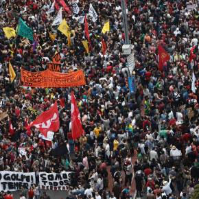 Centrais sindicais convocam greve geral para 11 denovembro