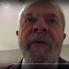Lula a Auler: cometemos erros, mas agora temos de nos preparar para ganhar(Vídeo)