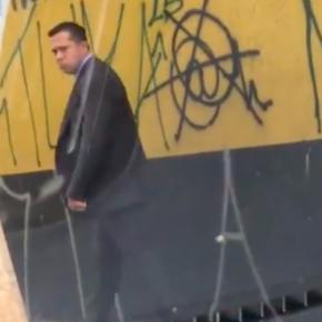A cara do Brasil, hoje, é a do homem que chutou o mendigo nochão