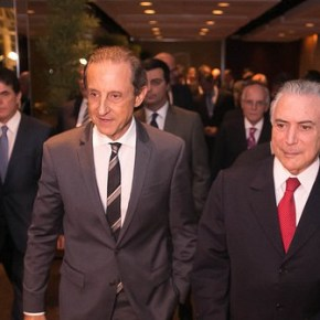 Fiesp apoiou o golpe, mas indústria continua a demitir. Agora, vai para Cuba fazernegócios.