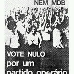 Votos Nulos, brancos e abstenções são ampla maioria em Porto Alegre e no Brasil, também no 2ºturno