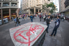 Dia Nacional de Greve terá paralisações e protestos contra políticas do governo Temer também no Rio Grande doSul