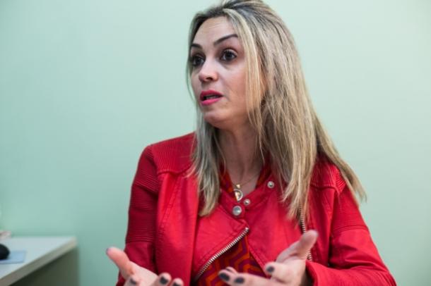 Mariana Py Cappellari: ˜A decisão referente à presunção de inocência, determinando a possibilidade de execução provisória da pena tem um simbolismo muito grande que talvez as pessoas não tenham percebido˜. (Foto: Maia Rubim/Sul21)