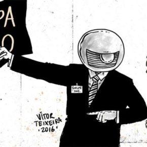 Revista francesa denuncia descaso da mídia brasileira com ocupações de escolas em todo opaís