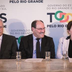 """Menos de 2 anos no Governo e PMDB leva O Rio Grande do Sul a situação de """"calamidade financeira"""""""