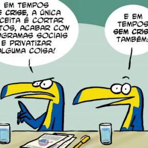 Quem quebrou o Estado brasileiro? (Por LadislauDowbor)