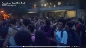 Vídeo: Estudantes ocupam a UFRGS – #OcuparResistir#ocupaUFRGS