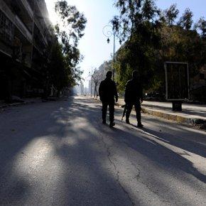 Tomada de Aleppo é um grande golpe para osEUA