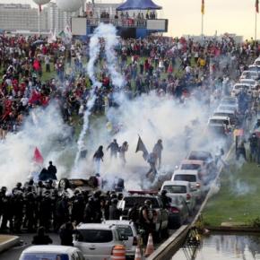 """A devastação do trabalho na """"contrarrevolução"""" deTemer"""