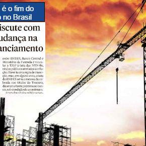 Temer e BNDES querem decretar a morte do investimento em infraestrutura noBrasil