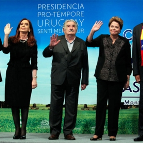 Soberania nacional é assunto sério: Dilma explica o erro em expulsar a Venezuela doMercosul