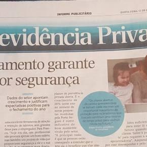 Folha de São Paulo já anuncia o fim da Previdência Social e propagandeia PrevidênciaPrivada