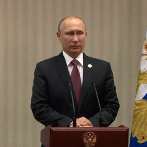 Putin: tentativas de criar mundo unipolarfalharam