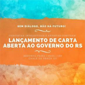Manifesto de notáveis pede que Sartori suspenda extinção defundações