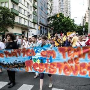 FÉ E POLÍTICA EM TEMPOS DE RESISTÊNCIA (Por SelvinoHeck)