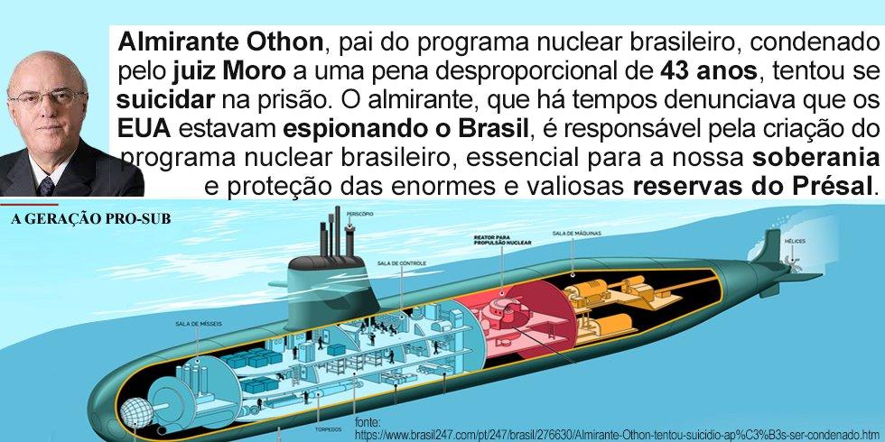 Resultado de imagem para almirante Othon?